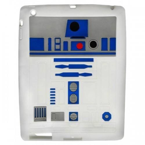Custodia Ipad R2D2 Star wars