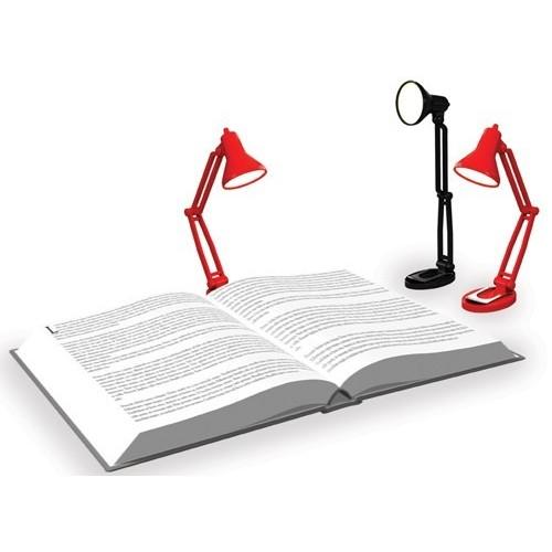 Lampada portatile da lettura Tiny Tim
