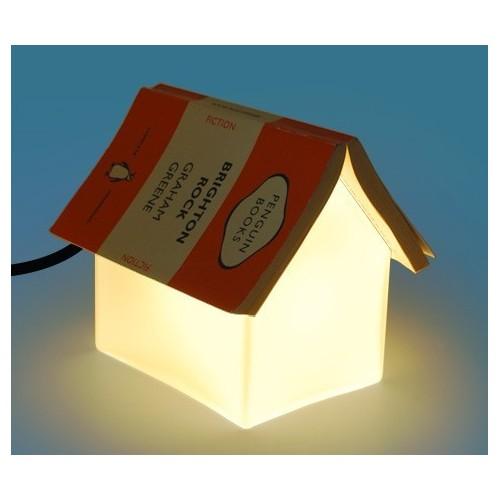 Lampada Segnalibro Casa