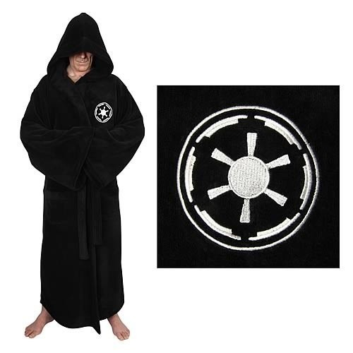 Accappatoio Star Wars modello imperiale