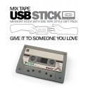 Musicassetta compilation USB 1Gb