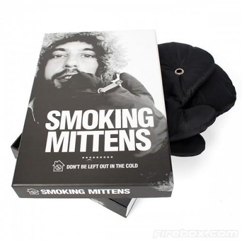 Guanti Fumatore Smoking Mittens