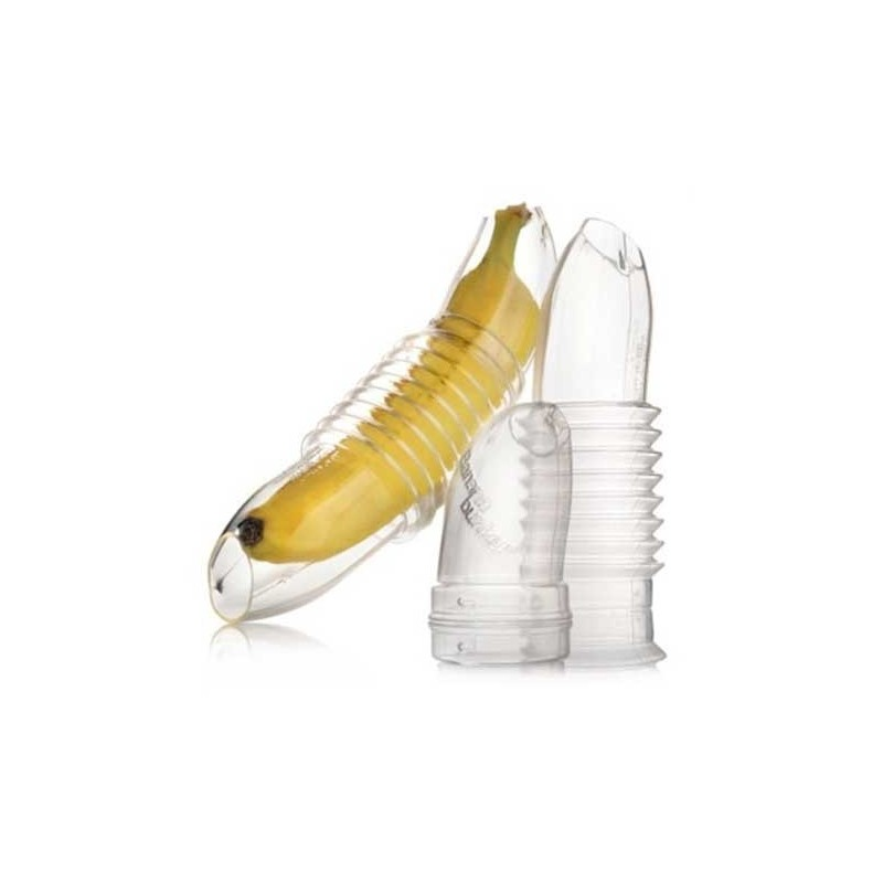 Custodia rigida proteggi banana