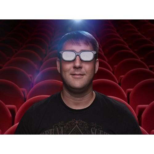Occhiali Cinema 2D