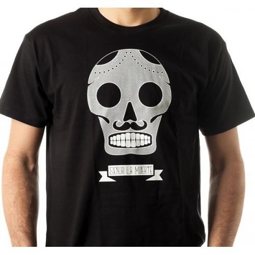 T-shirt teschio Senor la muerte
