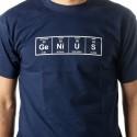 T-shirt GeNiUS tavola periodica