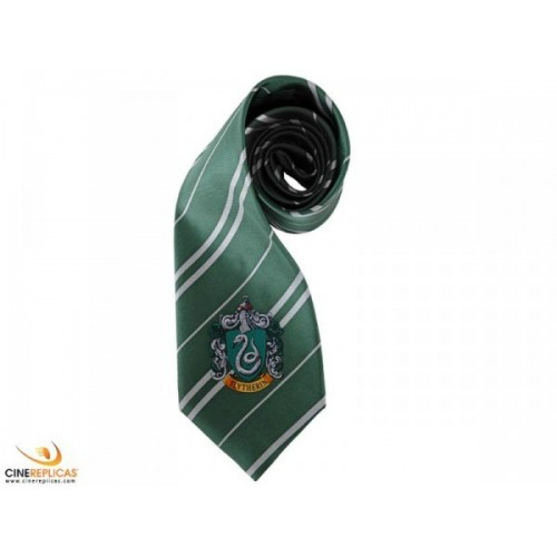 Harry Potter cravatta SerpeVerde Slytherin