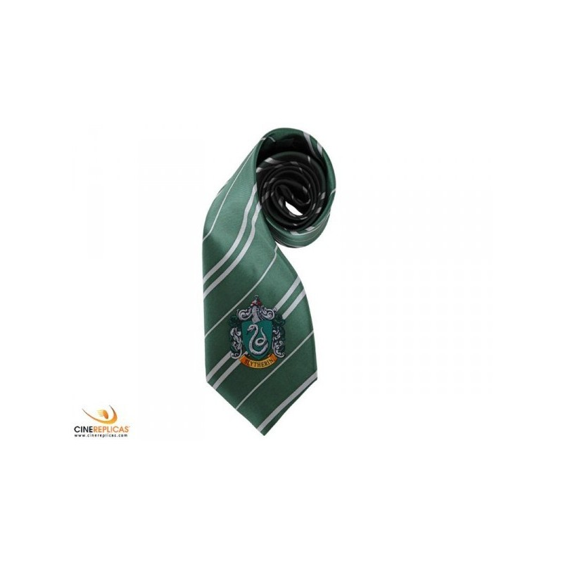 Harry Potter cravatta SerpeVerde Slytherin