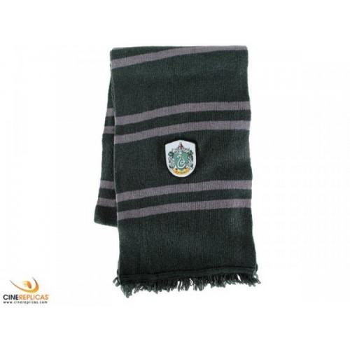 Sciarpa Harry Potter SERPEVERDE originale classica 190 Cm