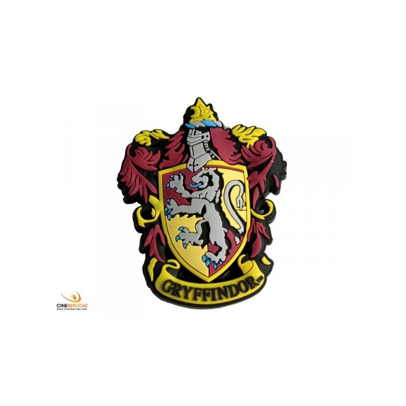 Harry Potter magnete frigo logo Griffondoro