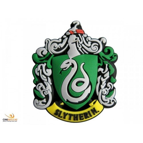 Harry Potter magnete frigo logo Serpeverde