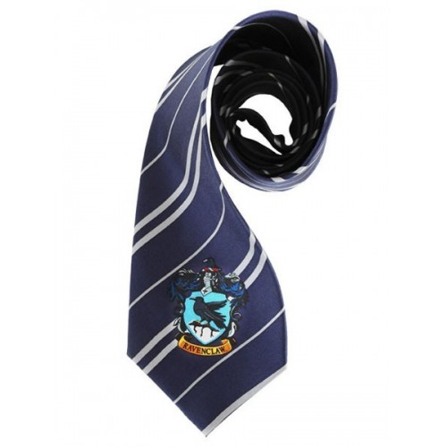 Harry Potter cravatta Corvo Nero Ravenclaw