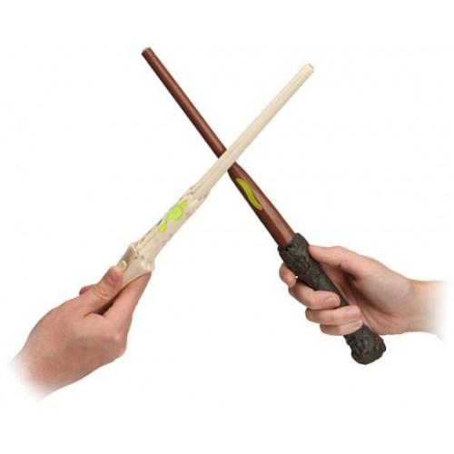 Harry Potter bacchetta battaglia infrarossi