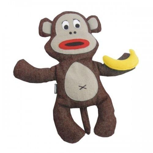 Scimmia caldo abbraccio