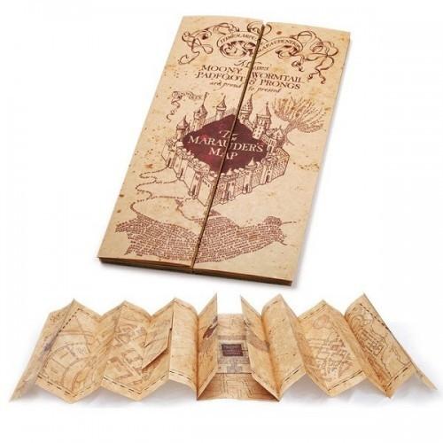 Mappa del Malandrino Harry Potter