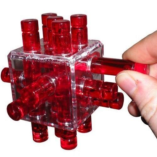 Puzzle Cubo Rompicapo