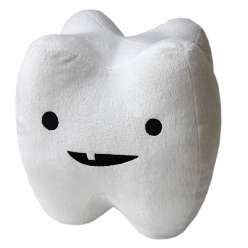 Peluche Dente Organi Interni Big