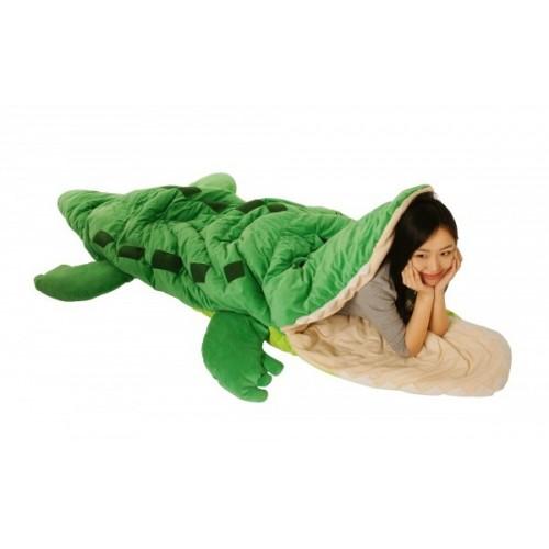 Alligatore Sacco a Pelo Adulto