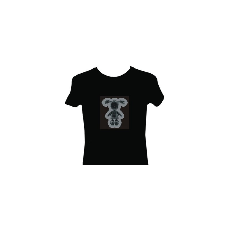 T-shirt Baby Robot Luminosa