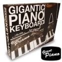 Tastiera pianoforte gigante