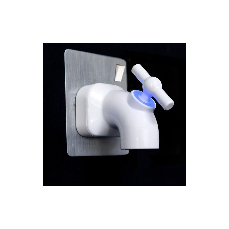 Rubinetto Energia Ricarica USB