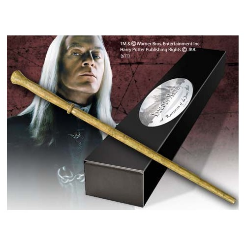 Harry Potter bacchetta Originale Lucius Malfoy FILM