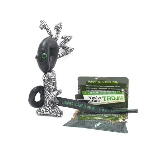 Peluche Virus Trojan