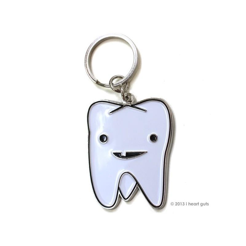 Portachiavi Dente Organi Interni