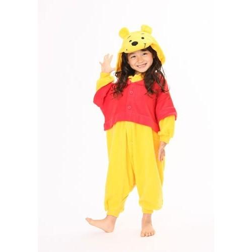 Pigiama intero Winnie Pooh Bambino Kigurumi