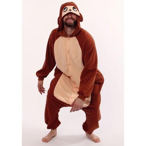 Pigiama intero giapponese Kigurumi Scimmia