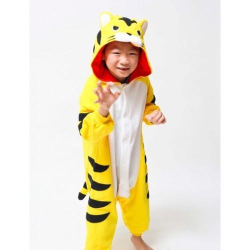 Pigiama Tigre Bambino Kigurumi Bimbo