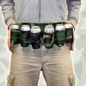 Cintura porta birra 6 lattine
