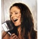Soffione Doccia Microfono Vintage Anni 50
