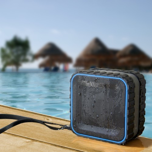 Speaker Bluetooth Impermeabile con Vivavoce