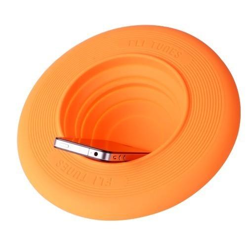 Frisbee Amplificatore da Spiaggia