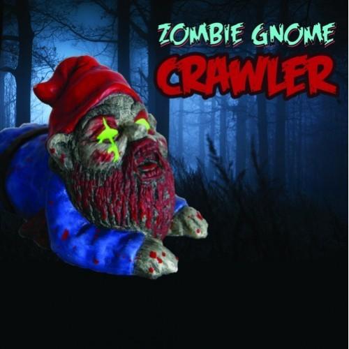 Gnomo Zombie Strisciante da Giardino