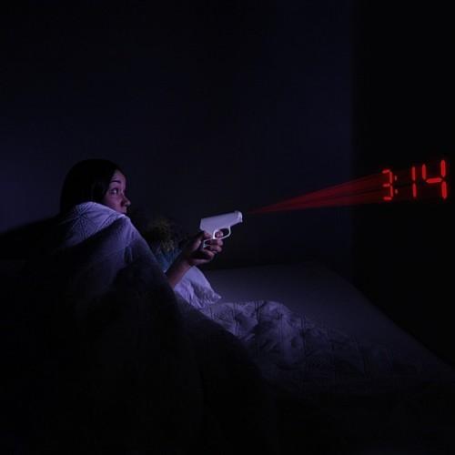 Sveglia Pistola Agente Segreto 007