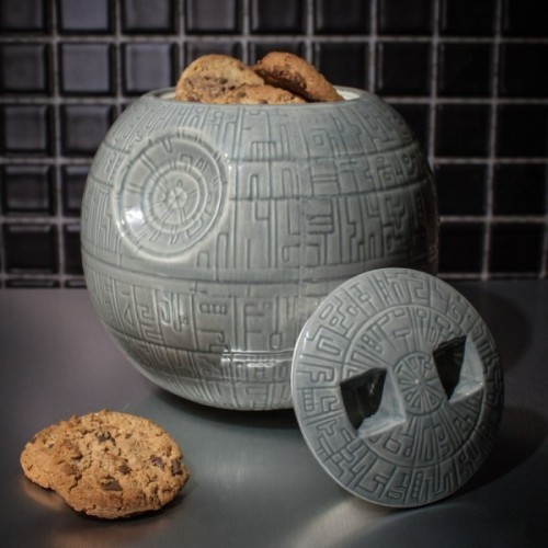 Porta Biscotti Morte Nera Star Wars