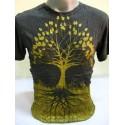 T-shirt Sure Design Albero della Vita Cotone