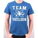 The big bang theory t-shirt Team Sheldon