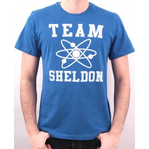 The big bang theory t-shirt Team Sheldon