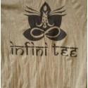 Manica lunga Sure Design Avatar Ganesh Cotone nero su verde