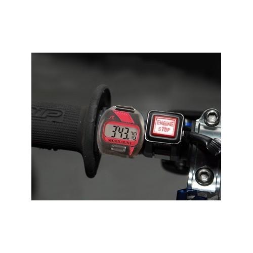 Velox Crono Contagiri Moto Bici Sportcount