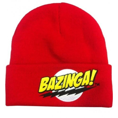 Cappello Bazinga The Big Bang Theory