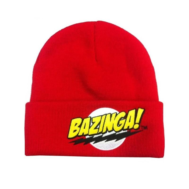 Cappello Bazinga The Big Bang Theory